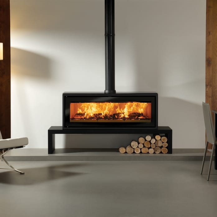 Stovax Riva Studio 3 Rural Freestanding Wood Fire Package Turfrey Plumbing Gasfitting Roofing Heating Drainage